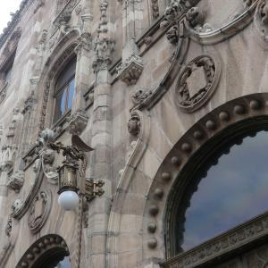 【メキシコ観光】世界一美しい郵便局 ~ふらっと寄り道、メキシコシティの中央郵便局(Palacio Postal)へ