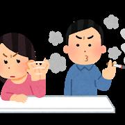 """北海道議会で""""喫煙""""ルール違反"""