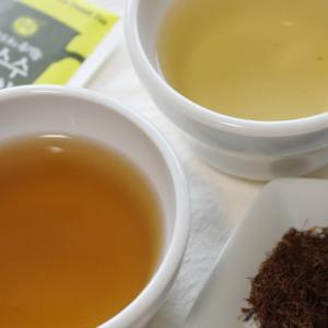 梅雨の薬膳茶。とうもろこしのひげ茶
