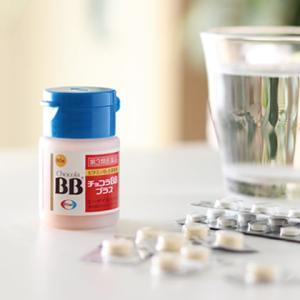 ビタミンCの錠剤。美容液より優秀かもしれません