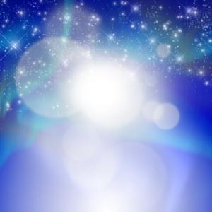 「青い夜」の13日がスタート!9/28~10/10 創造を広げていってみましょう