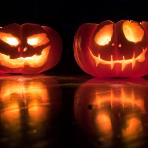 ハロウィンの不思議 なぜカボチャ?  Halloween!