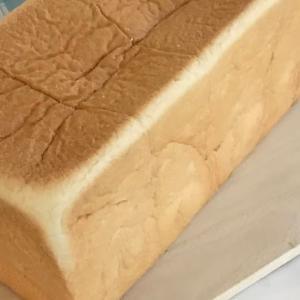 高級食パンをいただく  銀座に志かわ    My relative handed me high quality bread