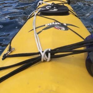 久しぶりにカヤック出しました  hey kayak,  long time no see