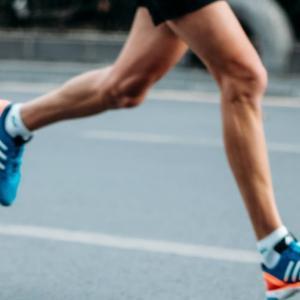 コロナ発生以降、脚力が弱体化   Leg strength weakened after corona outbreak
