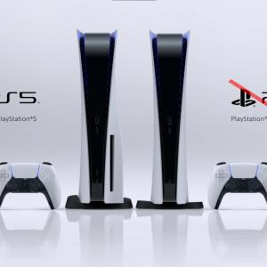 【Digital Editionは損】PlayStation5 無印とDigital Editionを比較