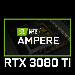 コアを増やしたRTX 3080 Tiを投入。Radeon RX 6000対策