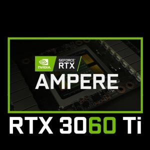 RTX 3060 Tiが12月2日近辺で発売