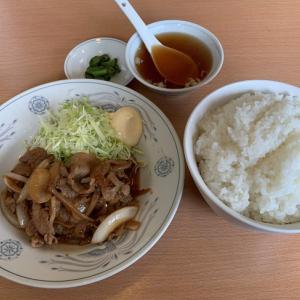 麺飯店 貴一にて平日限定の得々ランチでお昼ご飯、想像を超える大盛りライスのサイズ感にビックリ!!