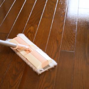 ミニマリストの掃除道具は5つ。トイレ掃除は無し
