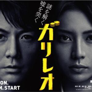 【映画】福山雅治、9年ぶりにガリレオが帰ってくる!柴咲コウ、北村一輝と共に再び難事件へ!最新作「沈黙のパレード」来年公開