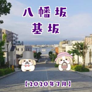 函館といえば坂?「基坂」「八幡坂」をぐるっと散歩【2020年7月上旬】