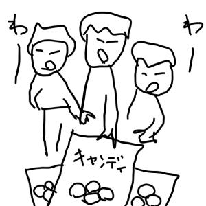 ローカルに大人気。意外な日本のお土産