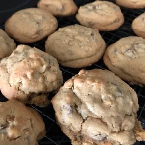 クッキー焼きました