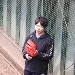 髙田萌生選手、新天地の楽天でも頑張って下さい