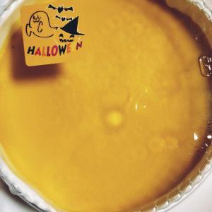 *つばめグリル* 北海道産かぼちゃのプリン 500円(税込)