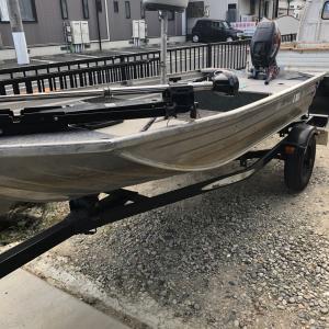 クイントレックス E12…納艇準備