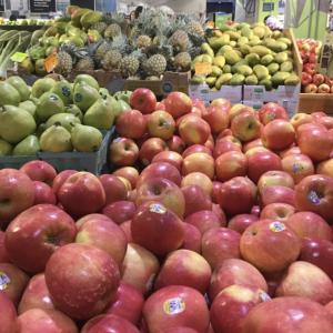 アメリカのベジタブル&フルーツ〜やっぱりスーパーは楽しい〜