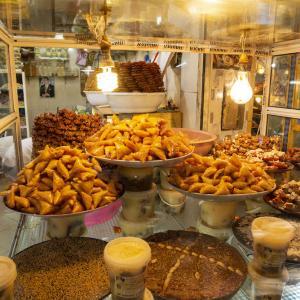 モロッコで食べたいスイーツ・お菓子