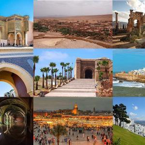 モロッコの世界遺産9ヵ所を全て紹介