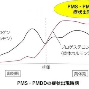 月経前症候群(PMS)って何ですか?