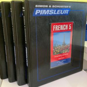 お気に入りのフランス語教材