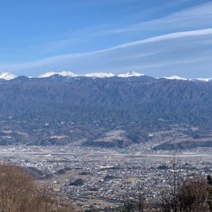 虚空蔵山登山(滝の沢登山口より)