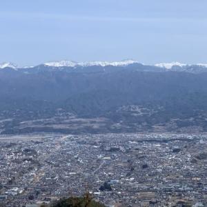 笠松山(飯田市、1271m)