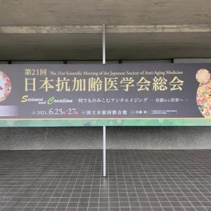 日本抗加齢医学会総会