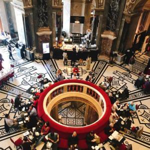 【世界一美しいカフェレストラン】ウィーン美術史美術館は建物だけでも一見の価値あり!