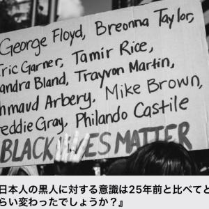 日本人の黒人に対する意識 •実際に知り合い理解し合う大切さ•