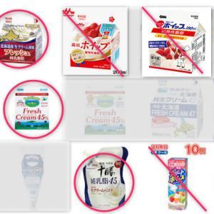 【徹底比較】胸焼けしない生クリームの選び方|純生クリームと脂肪分35%