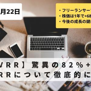 【FVRR】驚異の82%+成長 Fiverrについて徹底的に解説!