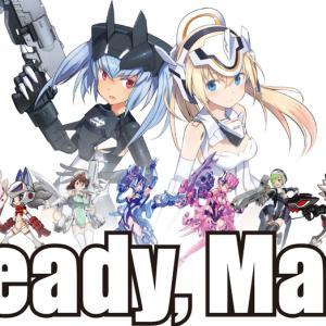 私の大好きな『武装神姫』のアーケードゲームが出るので…【157日目】