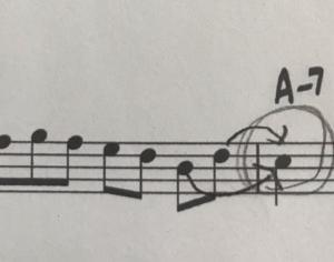 ジャズバイオリンのレッスン無事3回修了♪