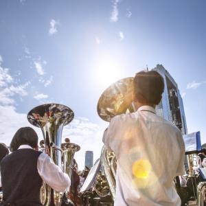 中学校吹奏楽部の活動 入部から夏休みまで