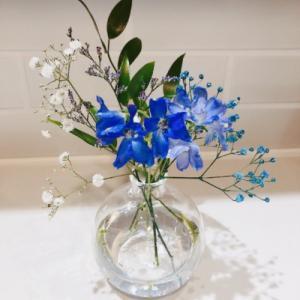 始めてみました!可愛いお花が自宅に届くFLOWER