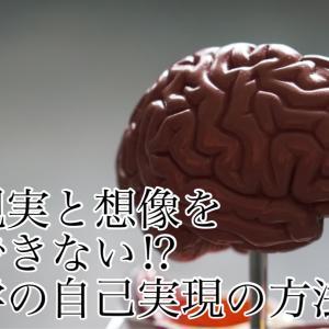 脳は現実と想像を区別できない⁉️  脳科学からみる自己実現の方法!!『ブレイン・プログラミング』