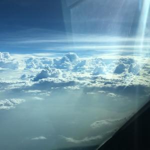 パイロットの目線で見るホーチミンのお天気