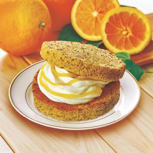 ファミマの「オレンジアールグレイの紅茶シフォンサンド」がうますぎる!大ヒットの予感!
