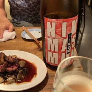 お肉に合いすぎる日本酒「肉正宗」【酒レビューNo.26】