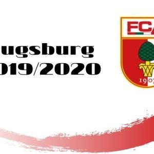 FCアウグスブルク 2019-2020【選手一覧・フォーメーション】