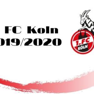 1.FC ケルン 2019-2020【選手一覧・フォーメーション】