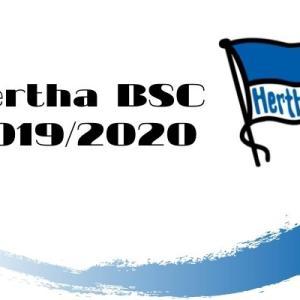 ヘルタ・ベルリンSC 2019-2020【選手一覧・フォーメーション】