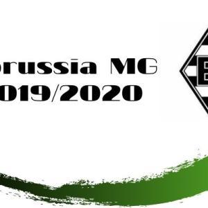 ボルシアMG 2019-2020【選手一覧・フォーメーション】