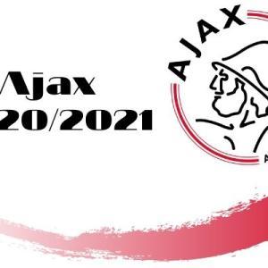 アヤックス・アムステルダム 2020-2021【選手一覧・フォーメーション・スタメン】