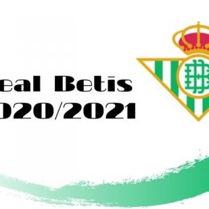 レアル・ベティス・バロンピエ 2020-2021【選手一覧・フォーメーション】