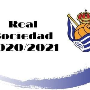 レアル・ソシエダ 2020-2021【選手一覧・フォーメーション】