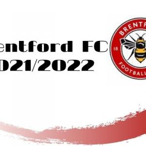 ブレントフォードFC 2021-2022【選手一覧・フォーメーション・スタメン】