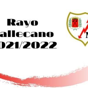 ラージョ・バジェカーノ 2021-2022【選手一覧・フォーメーション・スタメン】